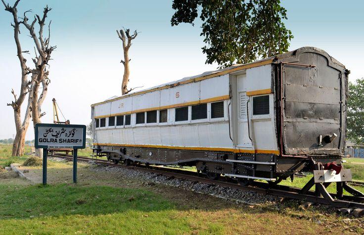 Golra Sharif Junction - Pakistan Railways