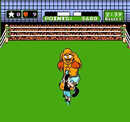 Punch-Out!! (NES) - never did beat it.