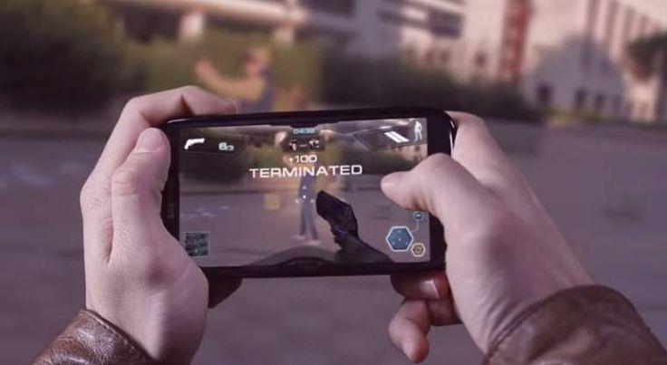 Game laser nyata di smartphone Anda! Penasaran? #eannovate #game #teknologi #aplikasi #fatherio #smartphone #gadget