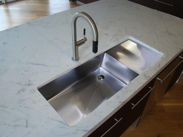 Kitchen Sinks With Drainboard Built In Vintage Kitchen Sink