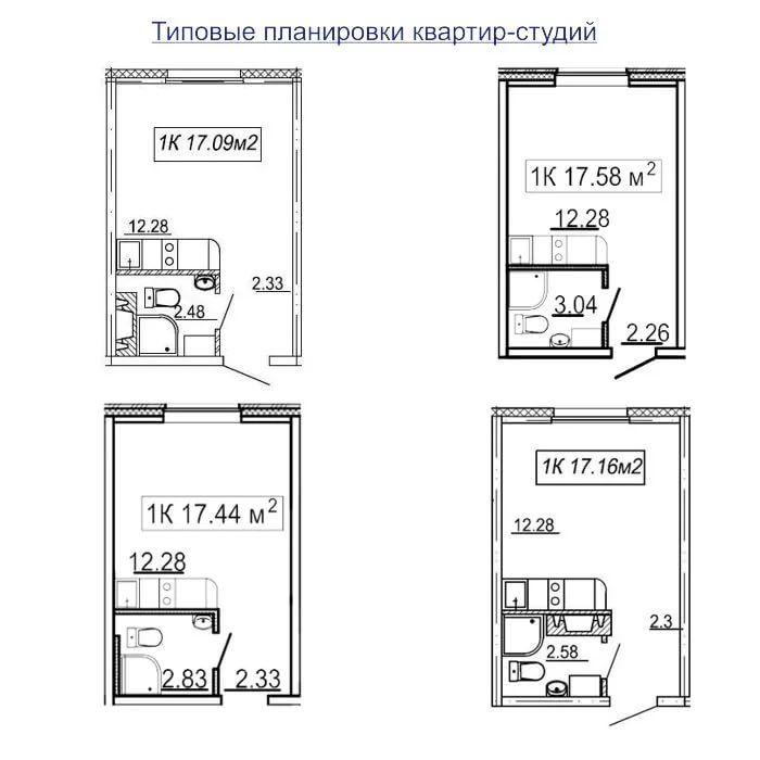 планировка квартиры 27 кв.м: 19 тыс изображений найдено в ...