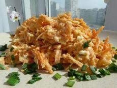 Диетический морковный салат на каждый день/ Рецепты салатов на скорую руку