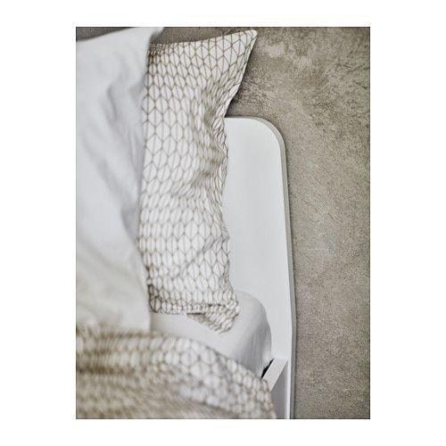 NATTLJUS Capa de edredão e 2 fronhas - 240x220/50x60 cm - IKEA