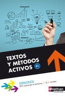 Un nouvel ouvrage conforme au niveau B2 du CERCL et destiné aux étudiants des deux années de BTS. Il contribue à aider les étudiants à se préparer aux épreuves des différents BTS (tertiaires et industriels) et à les amener à une pratique fluide d'un espagnol à dominante socio-économique et professionnelle.