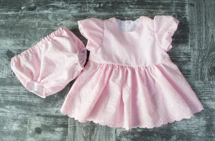 Μπροντερί φορεματάκι #χειροποίητο φόρεμα #μπροντερί φόρεμα #homemade clothes #broderie dress #girls dress #baby dress