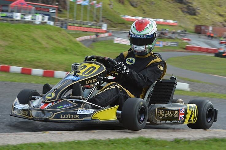 Go Kart Racing, Karratha WA - Done