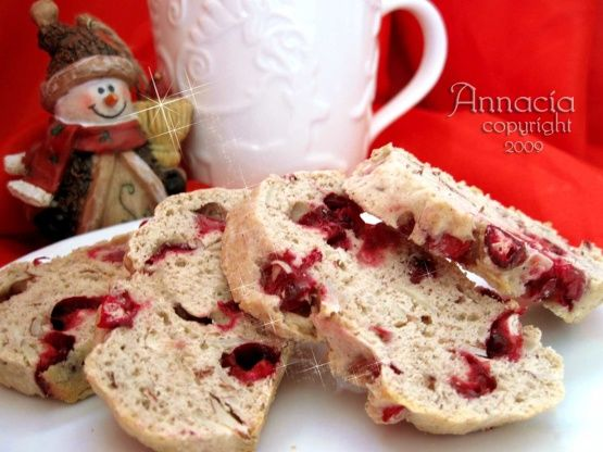 Cranberry-Almond Biscotti Recipe - Food.com