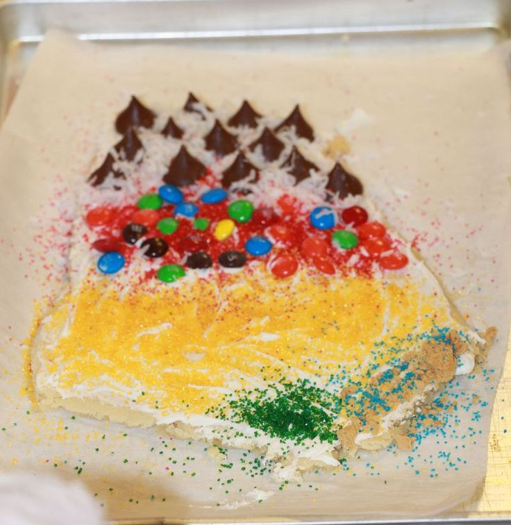 Edible map of Georgia's Regions, GPS 3rd Grade... Great lesson ideas on this blog!  3rd Grade :)