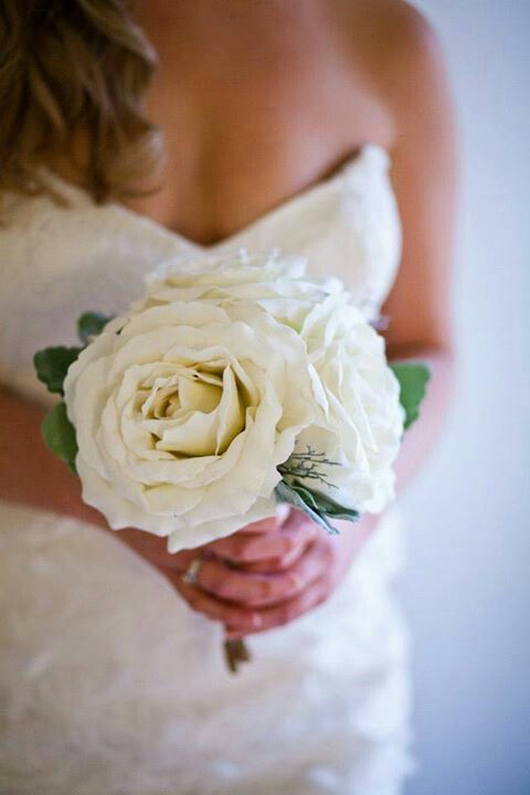 make silk wedding flowers