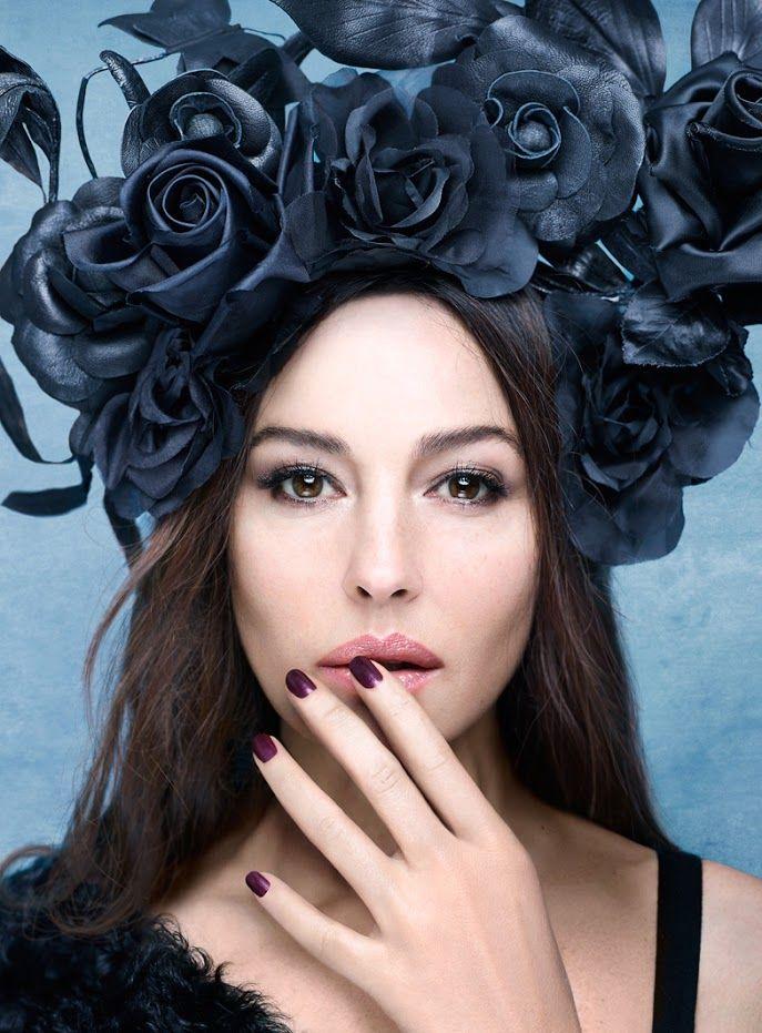 Fashiontography: Monica Bellucci by Rankin | Belladonna