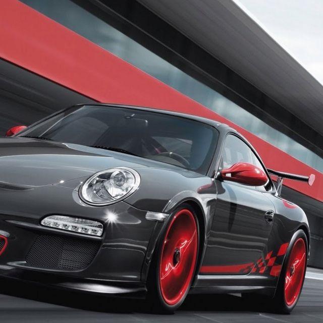 Porsche 911 GT-3 RS