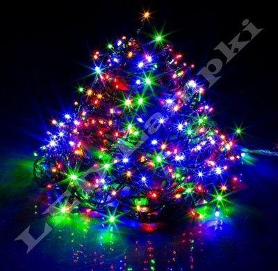ZEWNĘTRZNE LAMPKI CHOINKOWE 300 LED HERMETYCZNE 20