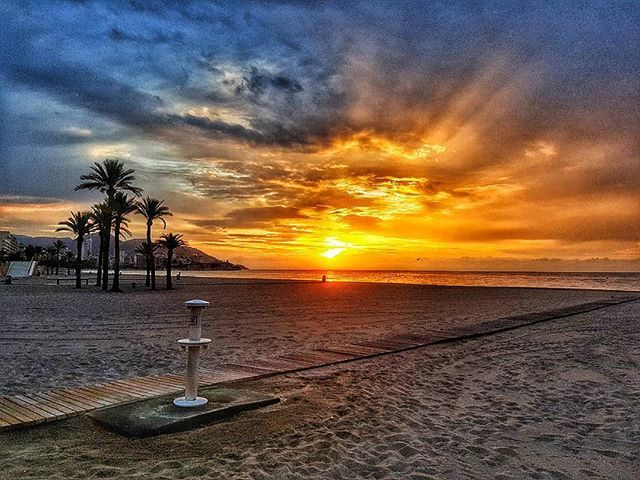 Reposting @diariobenidormlive: Buenos días amig@s de #Benidorm, felíz martes 28 de noviembre... Ahora mismo está lloviendo y tenemos 16° pero está mañana he disfrutado con el amanecer en la playa de Poniente... #cute #beautiful #photooftheday #instagood #love #picoftheday #summer #friends #instadaily #girl #fun #tagforlikes #visitspain #spain_vacations #spain_gallery #increibleespana #igersalicante #igersbenidorm #holidays #vacation #visitbenidorm  #holidays #alifornia #vacaciones #alicante