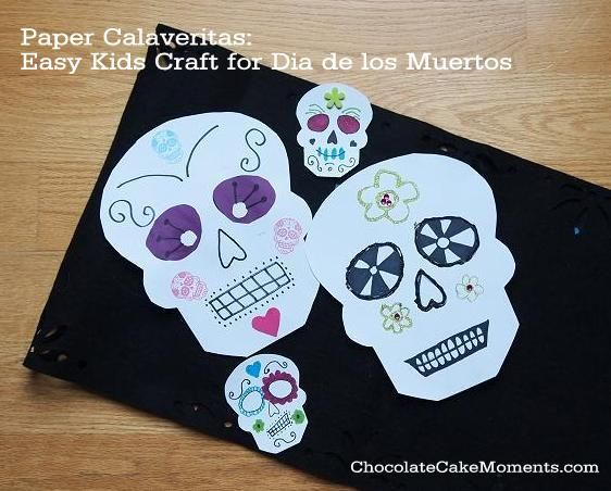 68 best day of the dead crafts ideas images on pinterest for Day of the dead crafts for preschoolers