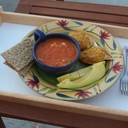 Quick Classic Gazpacho Allrecipes.com/