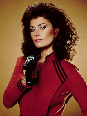 "♥ Jane Badler as Diana in ""V"" aka ""Visitors"" (1983 - 1985)"