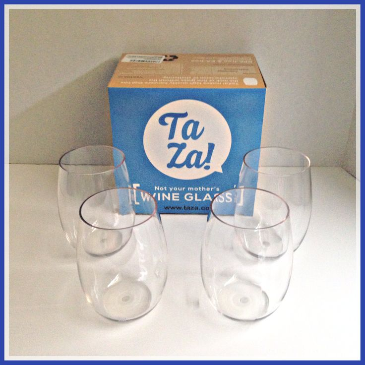 These stemless wine glasses are perfect for my needs! I was looking for something that I could use to drink wine outside for BBQs and picnics that are functional and practical, yet still elegant lo...
