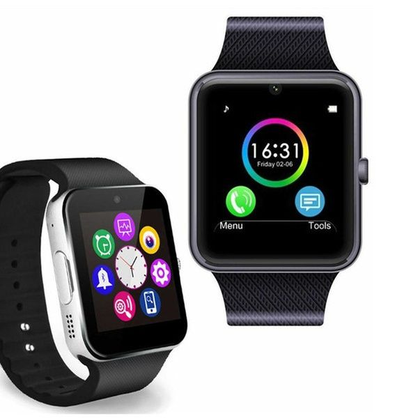 Touch Screen Bluetooth Smart Watch With Sim Card For Android Phone Watch For Iphone Smart Watch Android Smart Watch