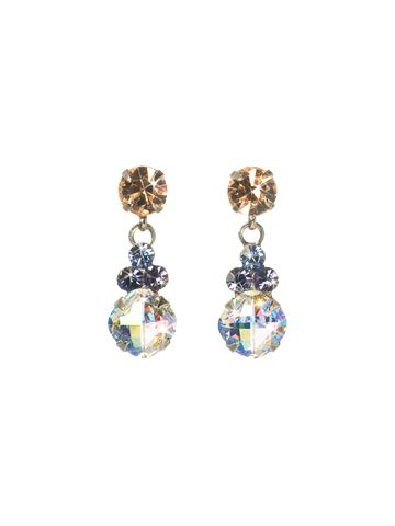 Classic Clover Earring in Dixie by Sorrelli