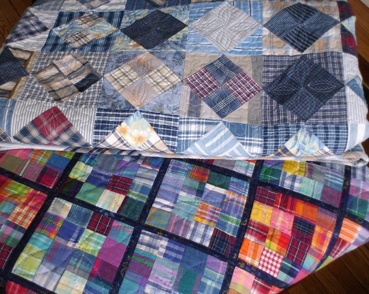 2 Quilts by Ilene Atkins