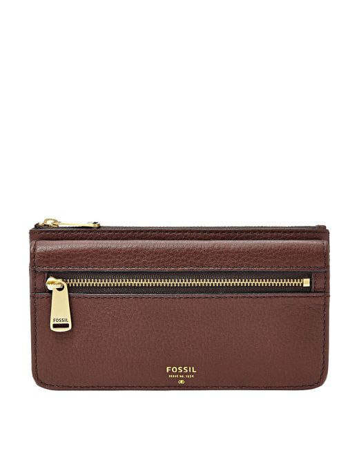Fossil Brown Wallet for Women