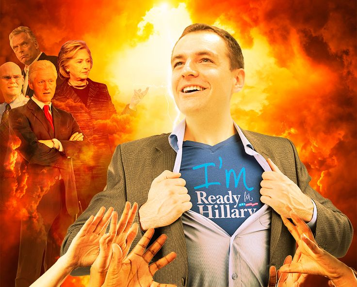Robby Mook Just Took the Hardest Job in Politics—Saving the Clintons From Themselves | Mother Jones