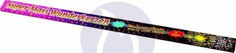 Supermaxi Wunderkerzen70cm 5er Schachtel online bestellen und kaufen bei pyroweb.de - dem Feuerwerk-Versandhaus