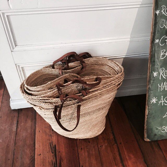 The perfect shopping or beach basket... Little Rae Berry