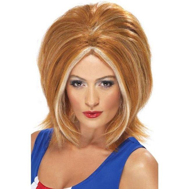 Women's Spice Girls Ginger Spice Wig