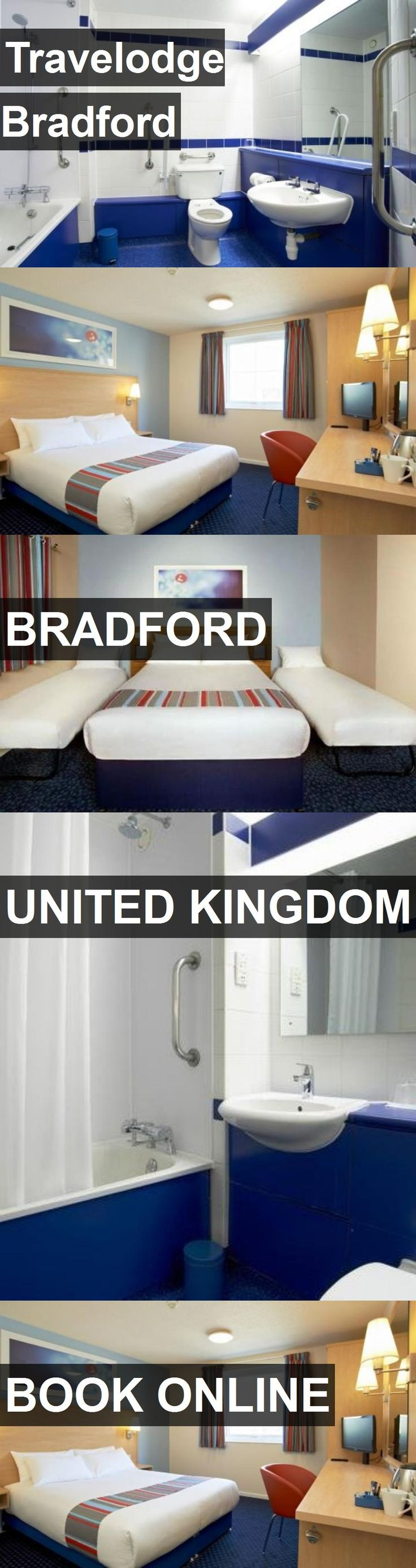 Hotel Travelodge Bradford in Bradford, United Kingdom. For more information, photos, reviews and best prices please follow the link. #UnitedKingdom #Bradford #TravelodgeBradford #hotel #travel #vacation