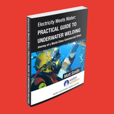 Underwater welding salary ranges from $25,000 - $300,000+ based off of experience, location and other risky endeavors welder-divers undergo.