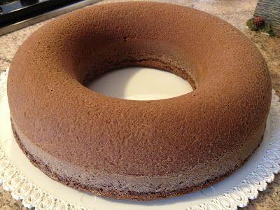 Le Mille e una Torta di Dany&Lory: CIAMBELLA FONDENTE MORBIDISSIMA