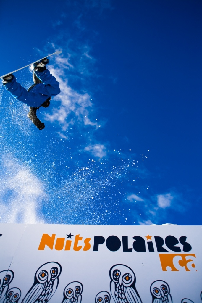 Les Nuits Polaires  http://www.nuitspolaires.ca/ #polaire #neige #hiver