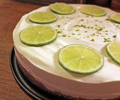 Allt om LCHF.nu: Cheesecake med lime