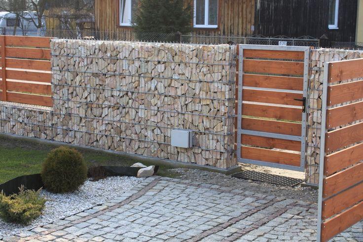Ogrodzenia gabionowe / Oferta koszy gabionowych