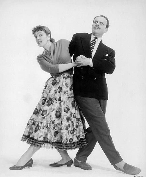 Blue Murder At St. Trinians(1957) with Joyce Grenfell & Terry-Thomas