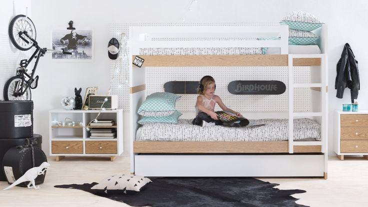 Carter Single Bunk Bed