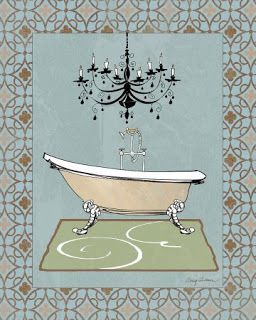 Borboleta Azul: Banheiro