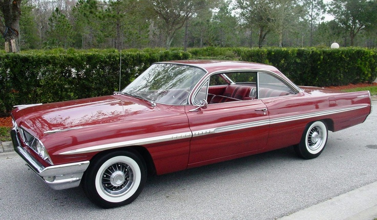 1961 Pontiac Bonneville Sports Coupe
