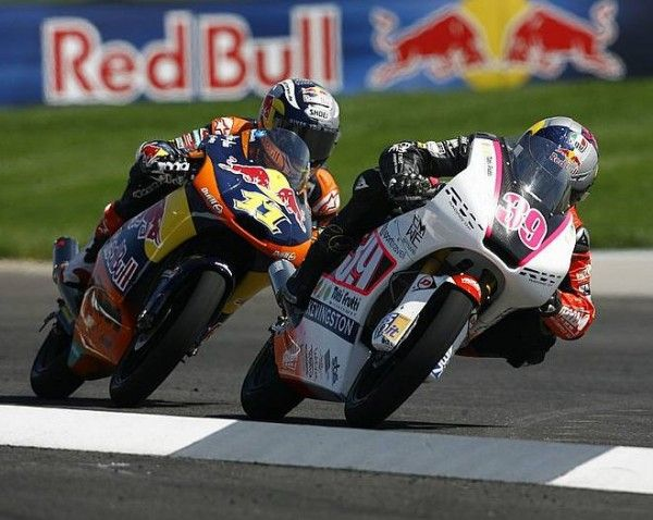 Kalex KTM podium finish at 2012 Red Bull Indianapolis Moto3 Grand Prix