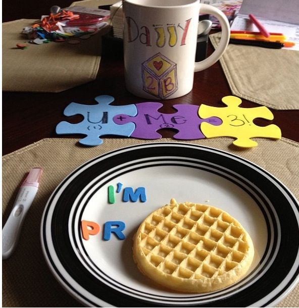 15 Creative ways to announce your pregnancy to your partner!
