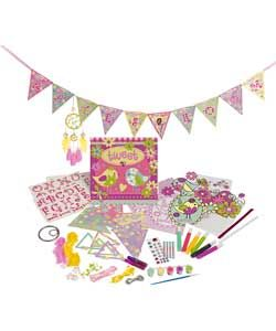 Chad Valley Decorate Your Own Room Set #ArgosRoomInspiration