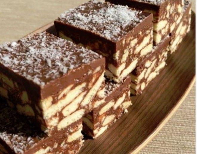 Csokoládés kekszkocka alaprecept