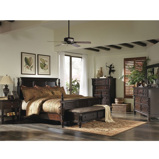 Ashley furniture that we are getting for our bedroom.  It was the same furniture from the condo we rented at the beach.