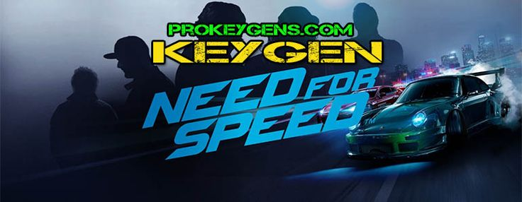 Need for Speed 2016 CD Key Generator