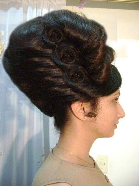 1960 S Big Hair Beehive Hair Hair Styles Bouffant Hair
