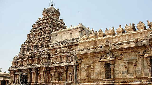 Built between 10th and 12th centuries, the temples stand testimony to the achievements of Chola Dynasty.