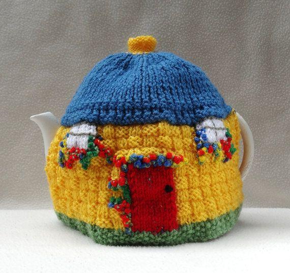 Mejores 11 imágenes de Tea Cozies en Pinterest | Cubre tetera ...