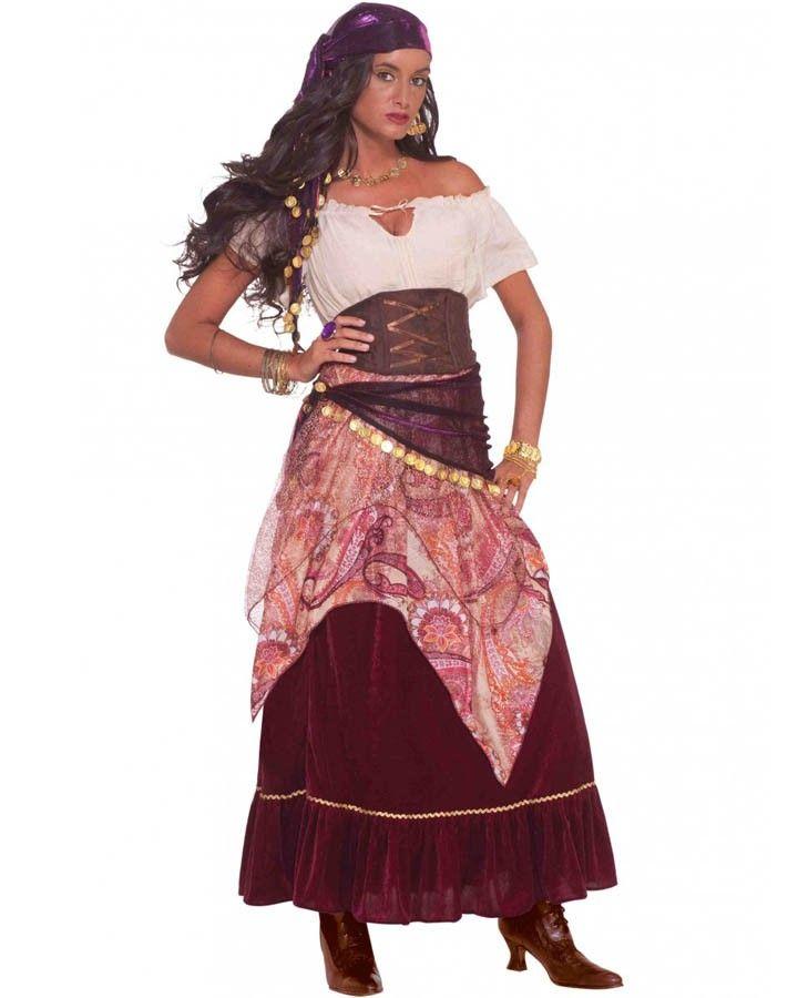 Madame Mystique Womens Costume