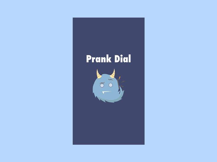 Prank Dial Tutorial by Veronika Lykova